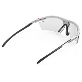 Rudy Project Rydon Lunettes, white carbonium - impactx photochromic 2 black